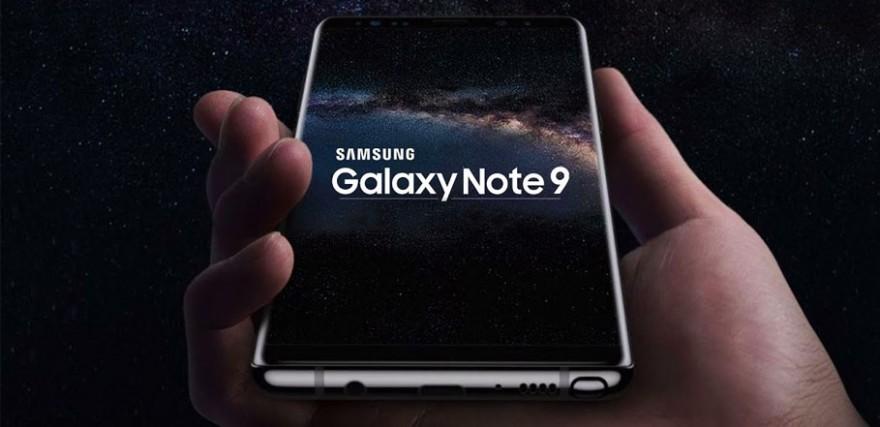 Samsung Galaxy Note 9 poodhalen: Kdy vyjde a jaká bude cena?