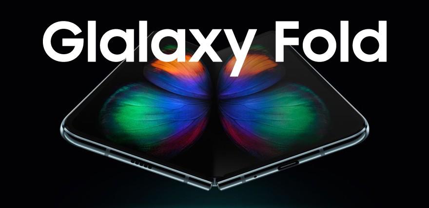 Galaxy Fold - Samsung má mobil, který uvnitř skrývá tablet. Koupíte ho už za dva měsíce