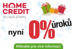 HomeCredit - vánoční banner