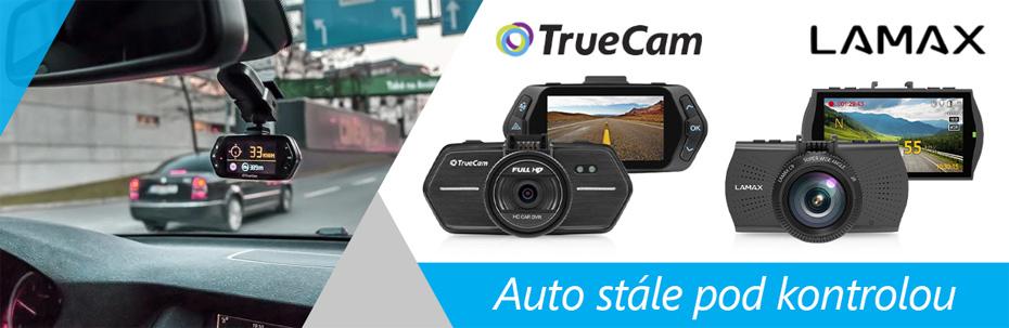 TrueCam a LAMAX kamery