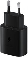 EP-TA800XBE Samsung Quickcharge 25W Cestovní nabíječka Black