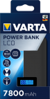 VARTA Power Bank LCD Dual USB 7800mAh