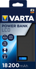 VARTA Power Bank LCD Dual USB 18200mAh (EU Blister)