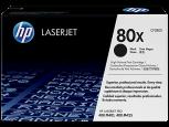 HP Toner č.80X LaserJet čierny