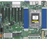 SUPERMICRO MB 1xSP3 (Epyc 7002 SoC), 8x DDR4, 8x SATA + 8xSATA/SAS(3008), 2x M.2, PCIe 4.0 (5 x16, 2 x8), 2x 10Gb, IPMI