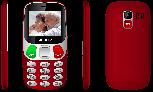 Mobiola MB800 Lite Senior Dual SIM Red CZ