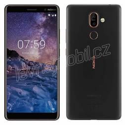 Nokia 7 Plus Dual Sim Black/Copper EU (zánovní)