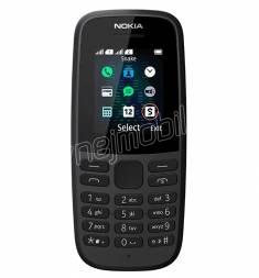 Nokia 105 (2019) Dual SIM Black CZ