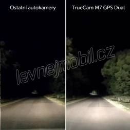 TrueCam M7 GPS Dual s (detekcí radarů)