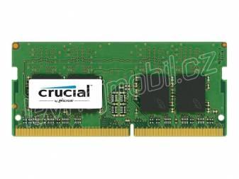 Crucial DDR4 8GB SODIMM 2400MHz CL17 SR x8