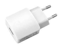 HW-050100E01W Huawei USB Cestovní nabíječka White (Bulk)