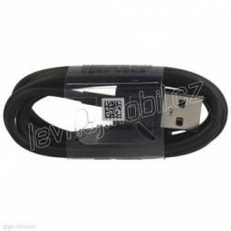 EP-DR140ABE Samsung Type-C Datový Kabel 0.8m Black (Bulk)