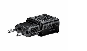 EP-TA200EBE Samsung USB Cestovní nabíječka Black (Bulk OOB)