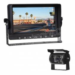AHD kamerový set s monitorem 9