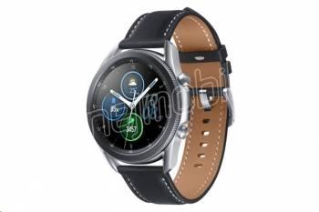 SAMSUNG Galaxy Watch3 45mm R840 Mystic Silver CZ