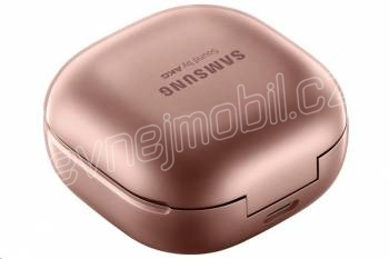 Samsung Galaxy Buds Live R180 (SM-R180NZNAEUE) Mystic Bronze EU