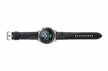 SAMSUNG Galaxy Watch3 45mm R845 LTE (SM-R845FZSAEUE) Mystic Silver EU