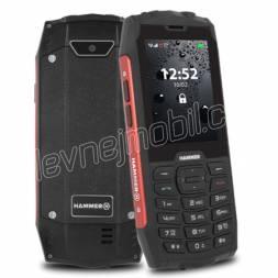 myPhone HAMMER 4 Dual SIM Red EU