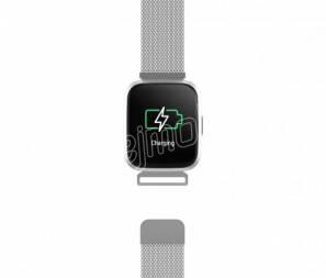 Chytré hodinky Forever ForeVigo SW-310 stříbrná