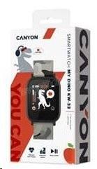 CANYON smart hodinky My Dino KW-33 BLACK/CAMO