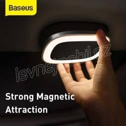 Baseus Car Tool LED light Wireless, Magnetic, 400 mAh, Black
