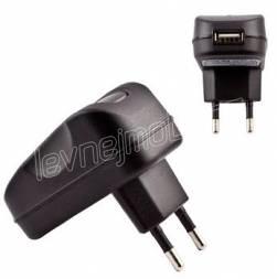 SÍŤOVÝ ADAPTÉR NA USB EXTRA POWER TABLET OUTPUT 2,1A