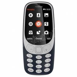 Nokia 3310 (2017) Dual SIM Dark Blue CZ