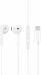 Huawei CM33 Type C Stereo Headset White