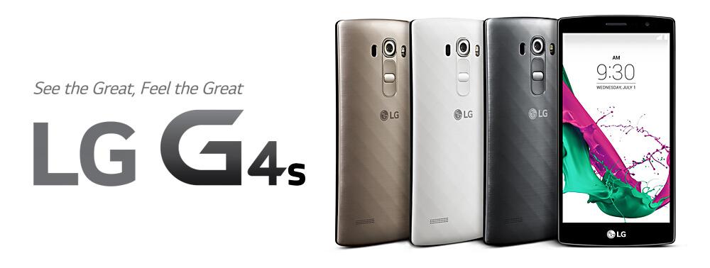 LG G4s Beat H735 / levnejmobil.cz