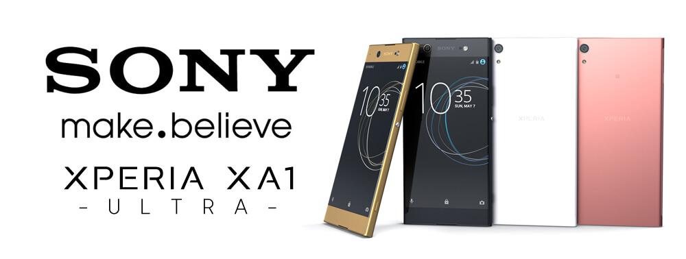Sony Xperia XA1 Ultra - Levnejmobil.cz